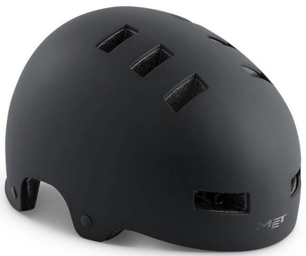 Шлем MET Zone Black   Matt