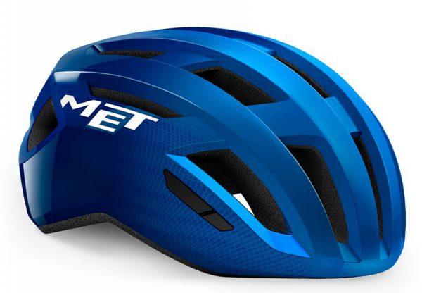 Шлем MET Vinci MIPS Blue Metallic   Glossy