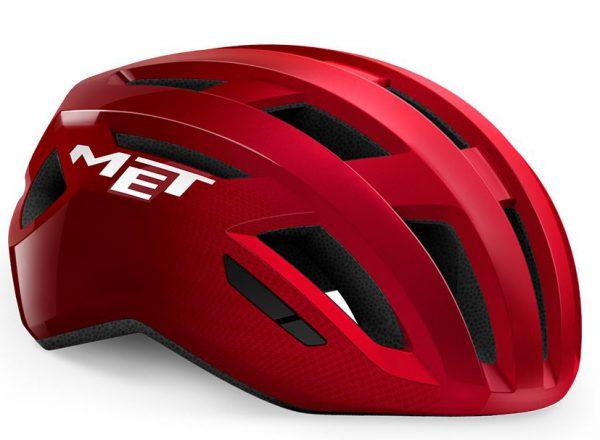 Шлем MET Vinci MIPS Red Metallic | Glossy