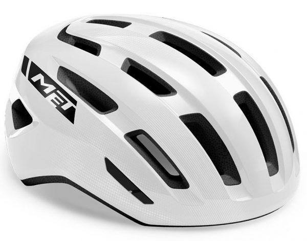 Шлем Met Miles CE White | Glossy