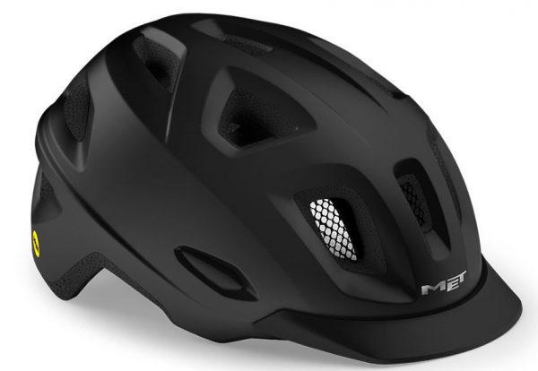 Шлем MET Mobilite MIPS CE Black   Matt