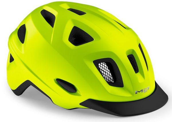Шлем MET Mobilite MIPS CE Fluo Yellow | Matt