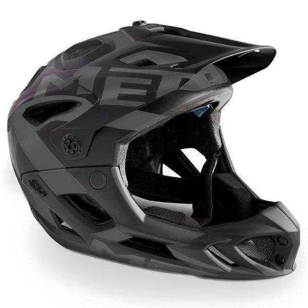 Шлем MET Parachute Black (матовый)