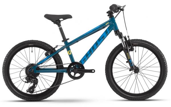 Велосипед 20″ Ghost Kato Essential 2021