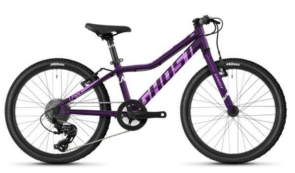 Велосипед 20″ Ghost Lanao AL W 2021