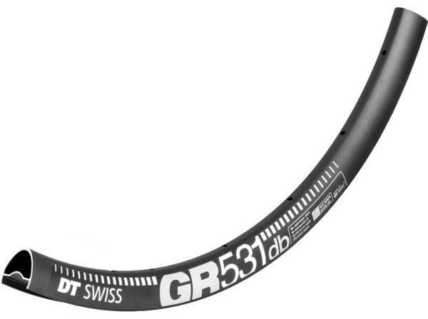 Обод DT Swiss GR 531 27X24 DISK BRAKE 28 отв.