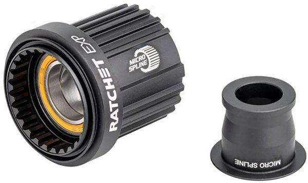 Барабан DT Swiss Rotor Conversion Kit 180EXP Shimano Micro Spline for Rear Hubs (12×142/148 мм), Ceramic bearings