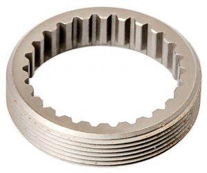 Кольцо упорное DT Swiss 340/540 Ratchet Ring Nut for Rear Hub