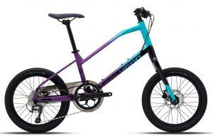 Велосипед 20″ Polygon Zeta 2 2021
