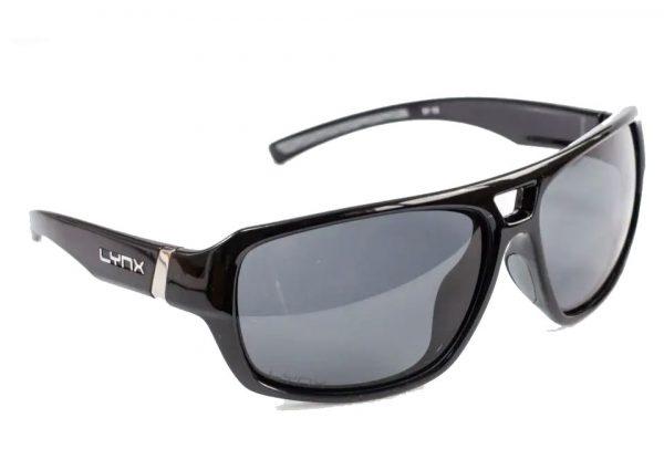 Велоочки Lynx 5Y limited edition black polarized