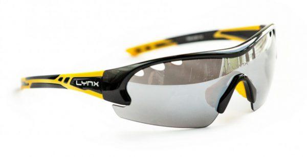 Очки Lynx Detroit BY Shiny black/Yellow