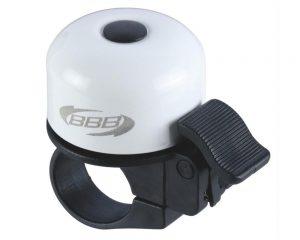 Звонок BBB BBB-11 «Loud & Clear» белый