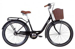 Велосипед 26″ Dorozhnik LUX планет. 2021